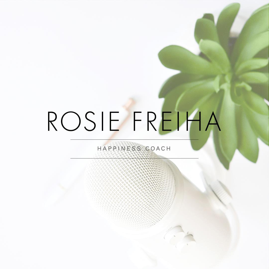 Rosie Freiha Brand and Website Reveal